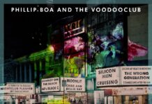 Phillip Boa and the Voodooclub Earthly Powers
