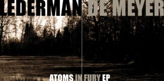 Lederman / De Meyer - Atoms In Fury EP