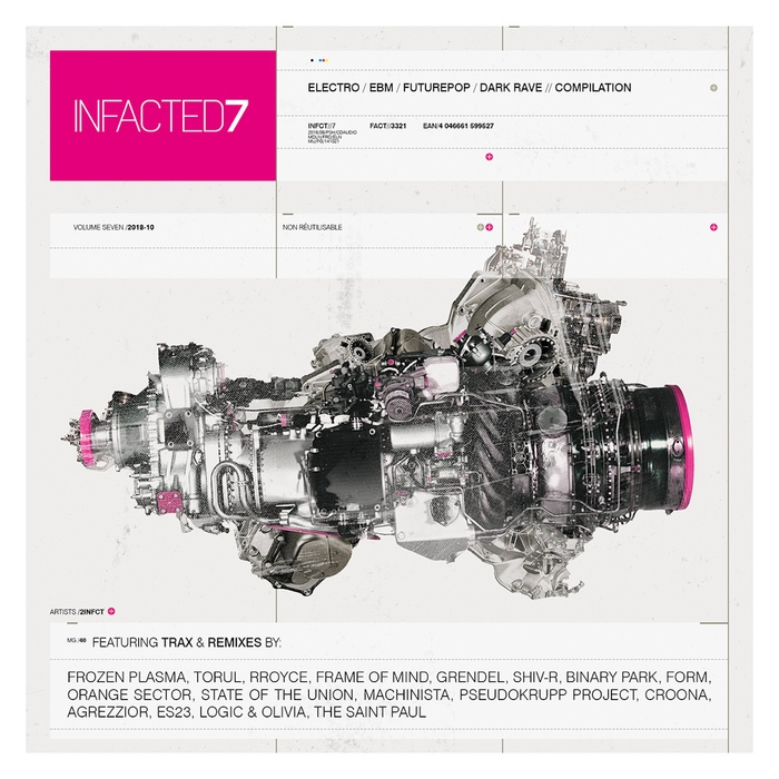 Various Artists - Infacted 7 Image