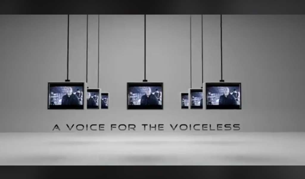 Ruined Conflict - A Voice For The Voiceless