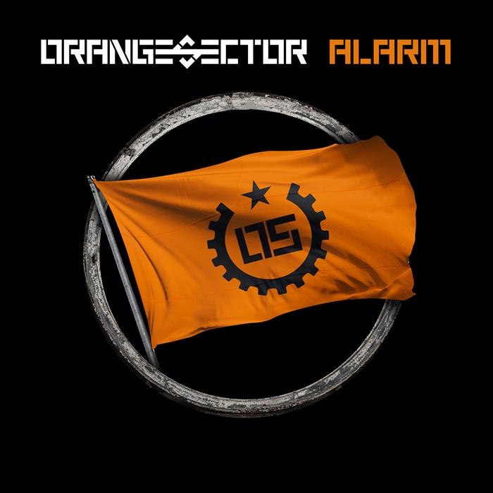 Orange Sector - Alarm Image