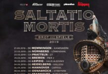 Saltatio Mortis: Brot und Spiele - Tour 2019