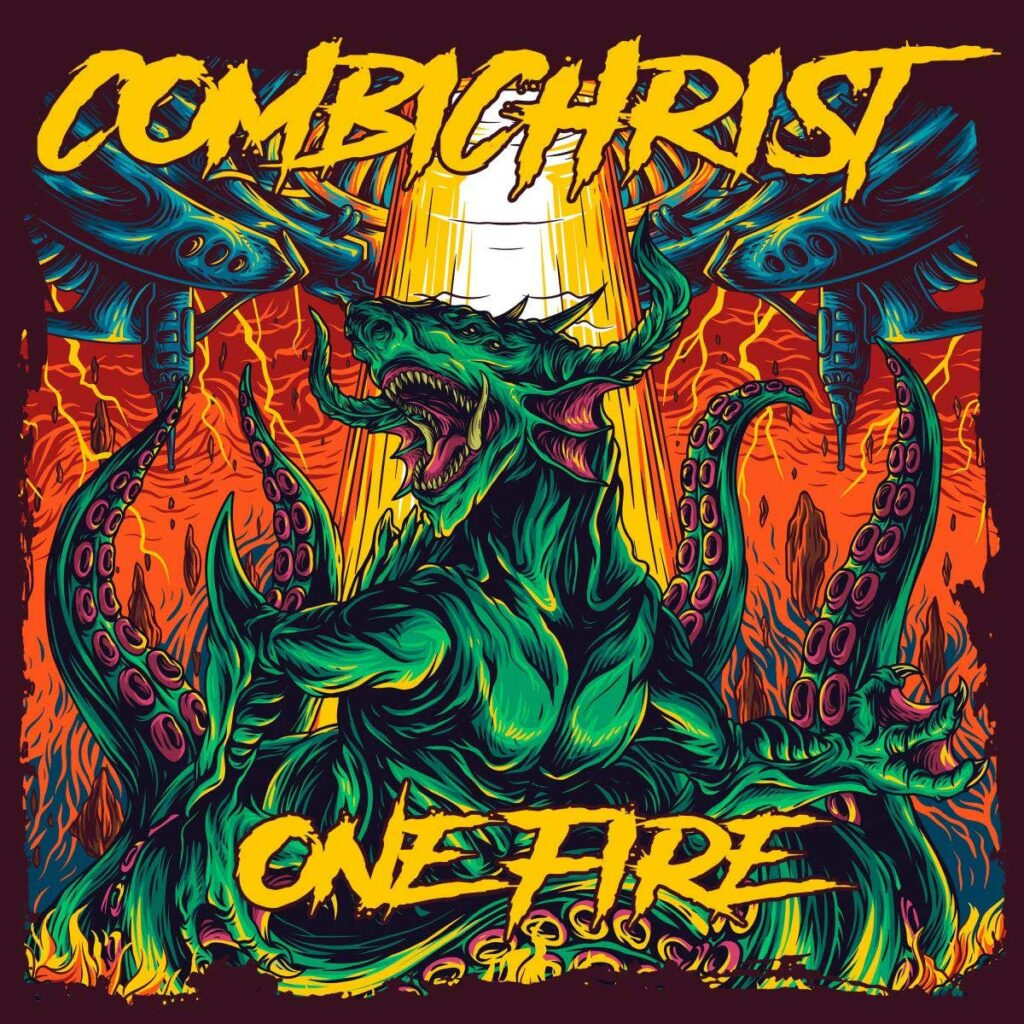 Combichrist - One Fire Image
