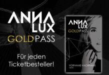 Anna Lux: Tourabsage