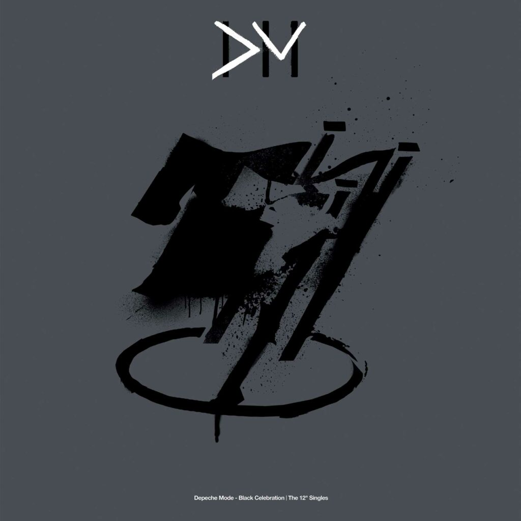 "Depeche Mode - Black Celebration - 12"" Singles Collection Image"