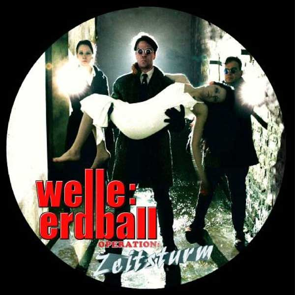 Welle:Erdball - Operation: Zeitsturm Image