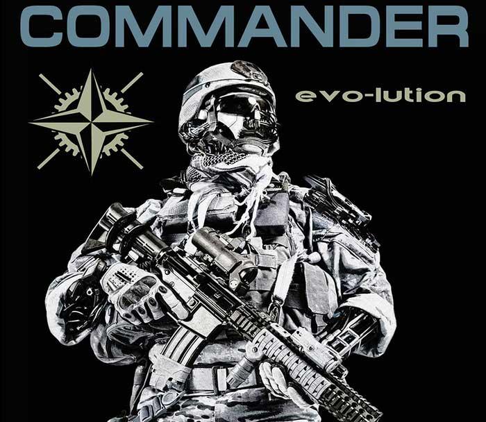 evo-lution - Commander Image