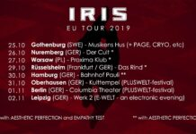 Iris: EU Tour 2019