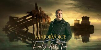 MajorVoice - Lonely Ark Tour