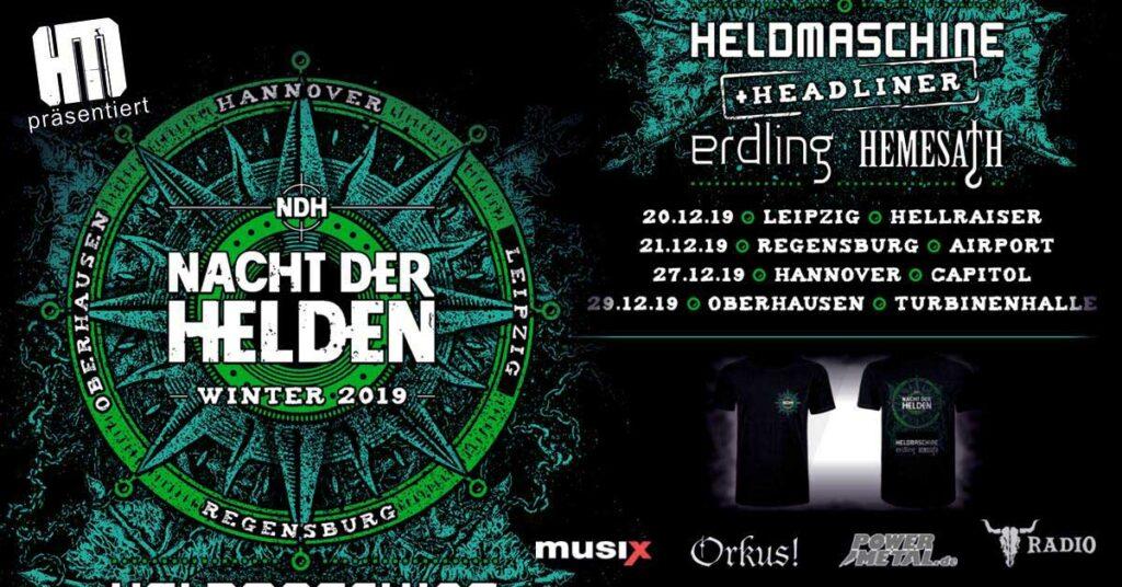 Nacht der Helden - Winter 2019