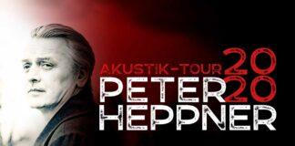 Peter Heppner - Akustik Tournee 2020