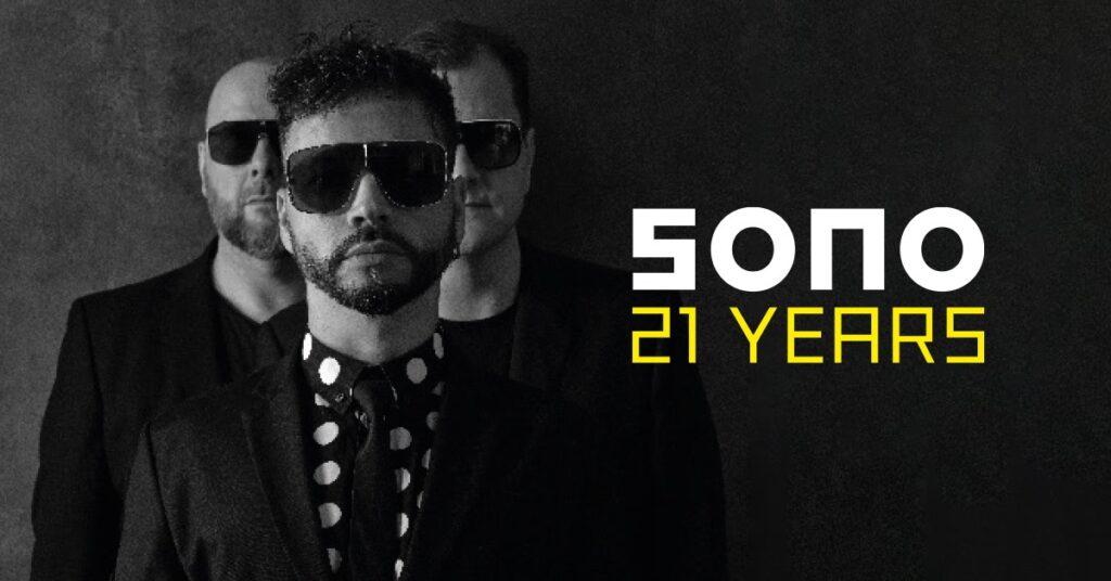 Sono - 21 Years Tour
